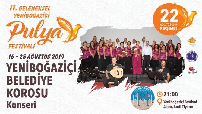 Yeniboğaziçi Belediye Korosu konseri bu akşam