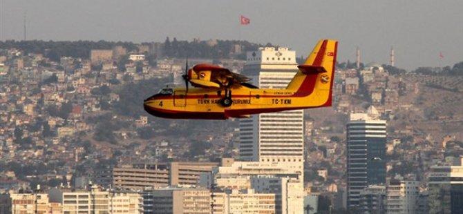 TC Orman Bakanı Pakdemirli'nin 'motoru yok' dediği uçakların uçuş belgesi ortaya çıktı