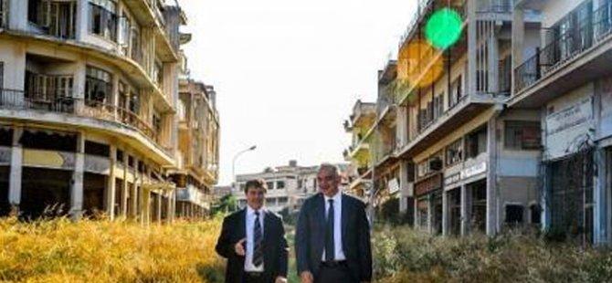 T.C. Turizm Bakan'ı kapalı Maraş'ı gezdi... Gazeteciler ise halen bekliyor...