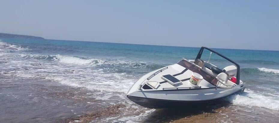 Yeşilköy'de bir arazide 5 sığınmacı tespit edildi