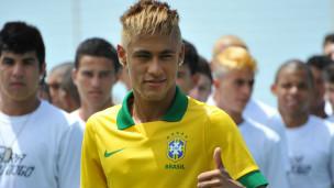 Barça'nın gözü hala Neymar'da