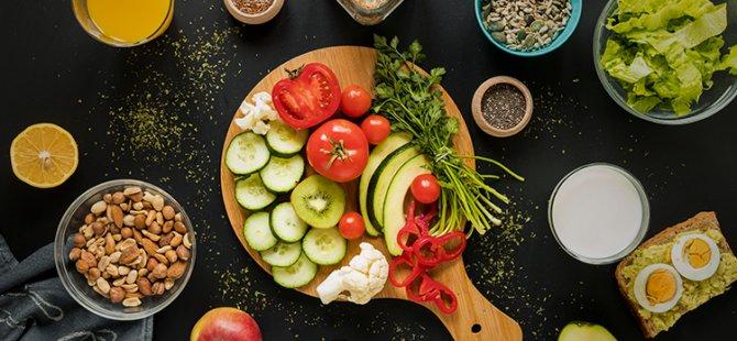 Sağlıklı Bir Yaşam Doğru Beslenmeden Geçiyor