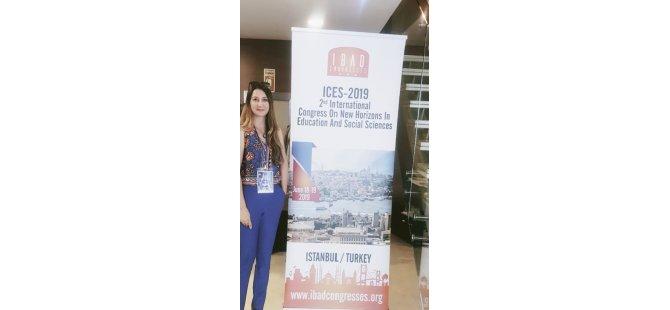 """Kongrede """"Sosyal Hizmetin Halkla İlişkilerinde Sosyal Medyanın Rolü"""" ele alındı"""