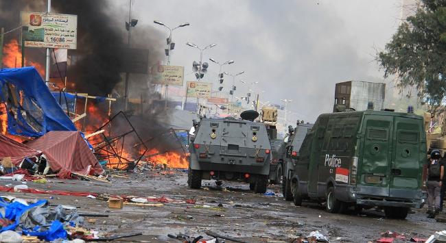 Bu da ABD'nin Mısır tepkisi