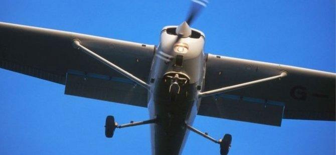 İlk dersinde eğitmen bayıldı, öğrenci uçağı tek başına indirdi