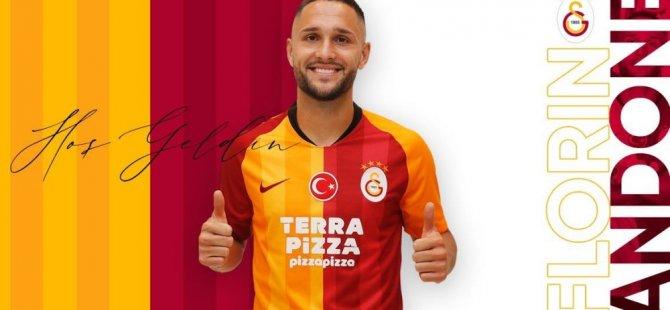 Andone resmen Galatasaray'da