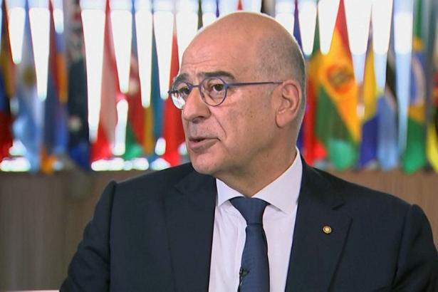 Yunanistan Dışişleri Bakanı: Türkiye, Kıbrıs'ın egemenlik haklarını çiğniyor