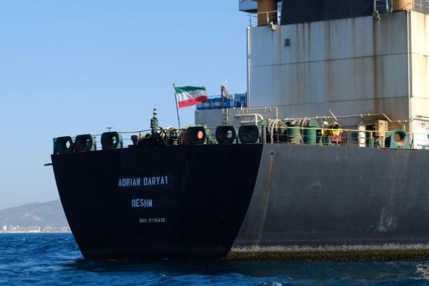 Kriz konusu olan tanker Suriye yakınlarında takip cihazını kapattı