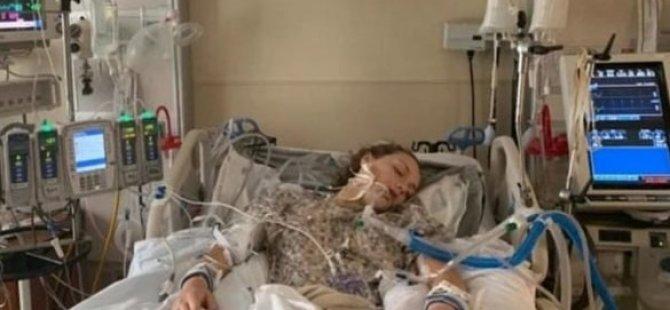 3 yıl boyunca elektronik sigara içti, komaya girdi