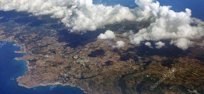 Kıbrıs'ın havadan fotoğraflanması için anlaşma imzalandı