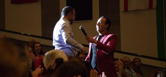 """17. Kıbrıs Tiyatro Festivali'nde """"Maraton"""" oyunu sahnelendi"""