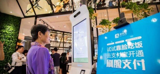 Çinliler arasında yüz okumayla alışveriş yaygınlaşıyor