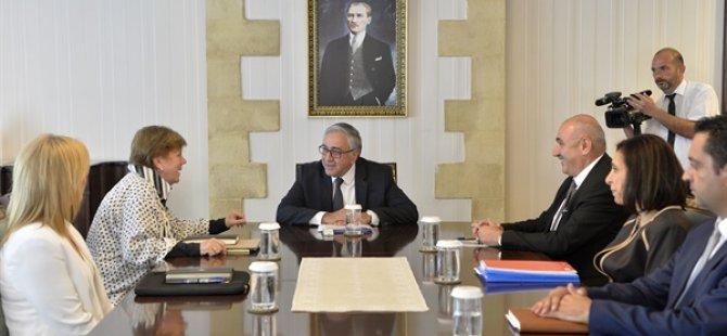 Cumhurbaşkanı Akıncı, Lute ile 16 Kasım Cumartesi görüşecek