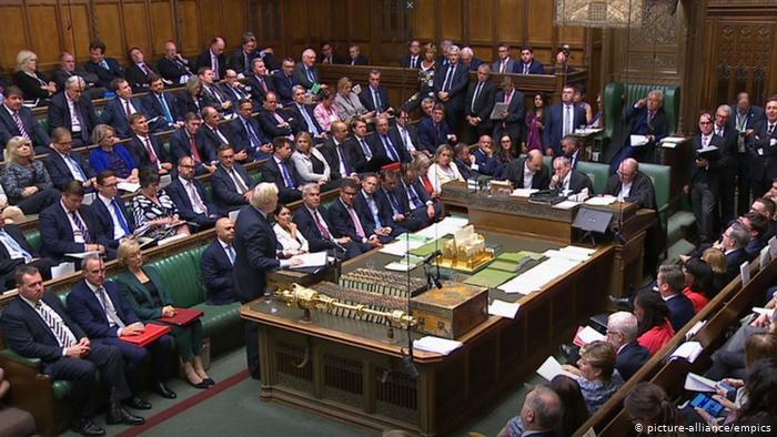 İngiltere parlamentosunun zorunlu tatili başlıyor