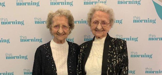 95 yaşındaki tek yumurta ikizlerine göre uzun yaşamın sırrı: Seks yapmamak, bol bol bira içmek