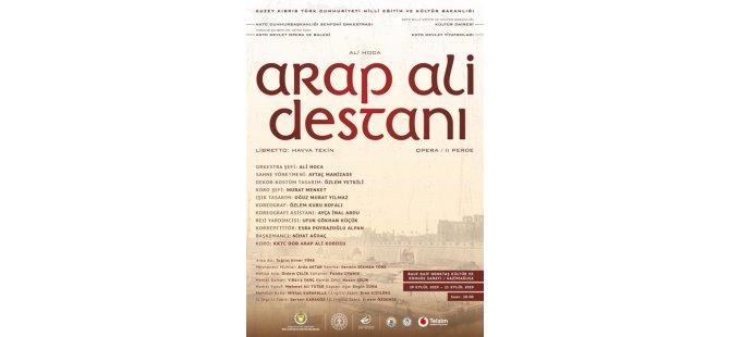 Arap Ali Destanı 19 Eylül'de prömiyer yapıyor