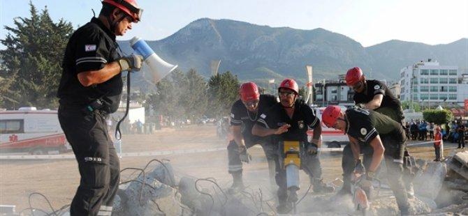 Sivil Savunma'dan bölgesel tatbikat