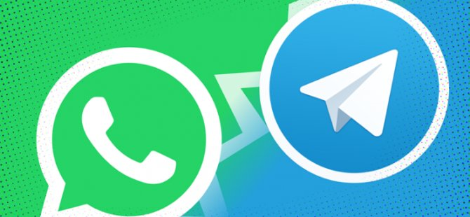 Telegram, WhatsApp ile Dalga Geçti