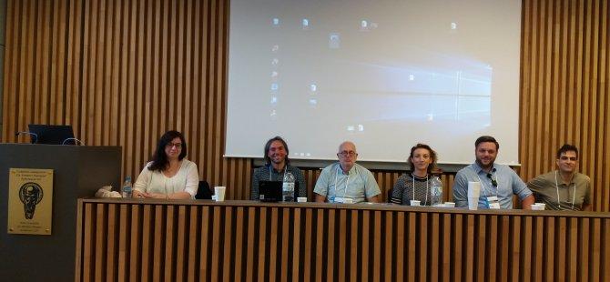 DAÜ 13. Uluslararası İlişkiler Pan-Avrupa Konferansı'na katıldı