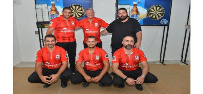 Şampiyon Lefkoşa Darts Birliği!
