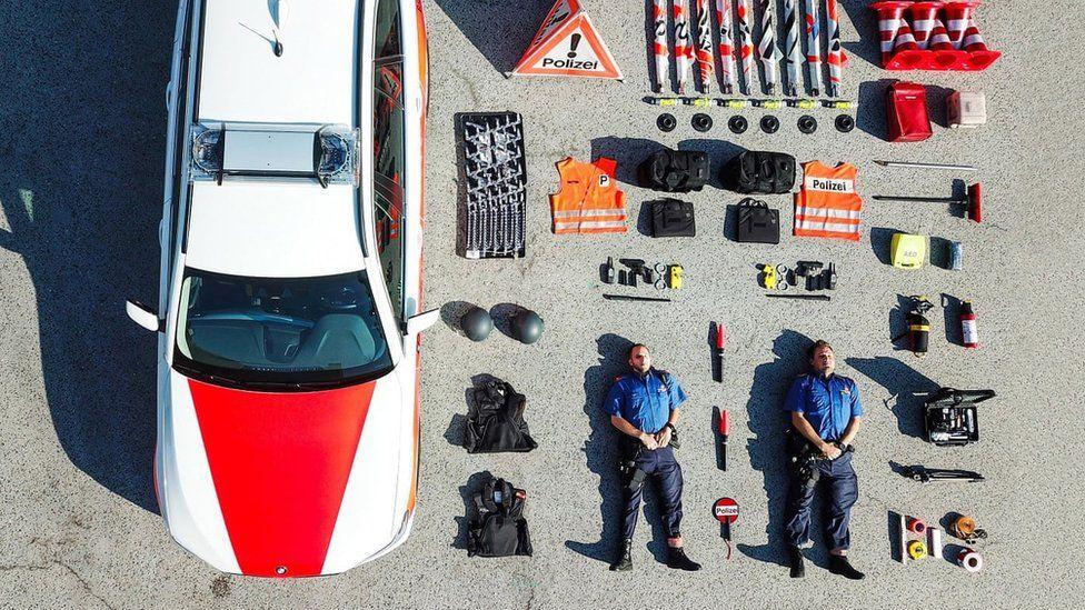 #TetrisChallenge: Zürih polisinin başlattığı trend dünyaya yayılıyor