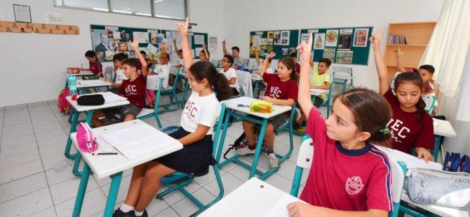 Yakın Doğu İlkokulu Yeni Projeleri İle Yeni Eğitim-Öğretim Yılına Başladı…