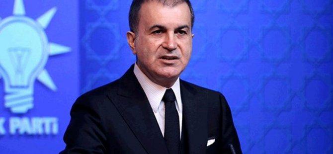 AKP Sözcüsü Ömer Çelik'ten Erken seçim açıklaması