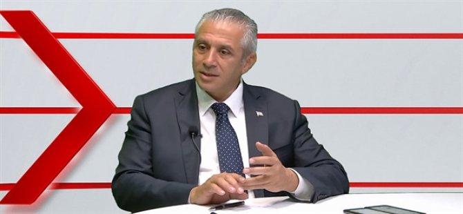 """Taçoy'dan uluslararası şirketlere uyarı: """"Haklarımıza zarar verecek adımlar ciddi bedeller ödetebilir"""""""