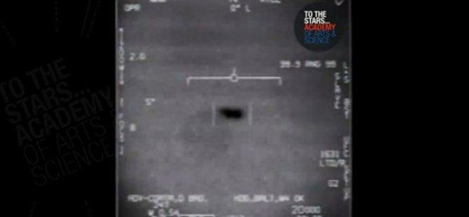 ABD Savunma Bakanlığı: UFO videoları gerçek
