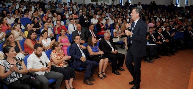 Türkiye Milli Eğitim Bakanı Selçuk, TMK'yı ziyaret etti