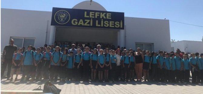 Lefke Gazi Lisesi Okul Aile Birliği, öğrenci kayıtları konusunda yasalara aykırı işlem yapanlara karşı yasal işlem başlatıyor