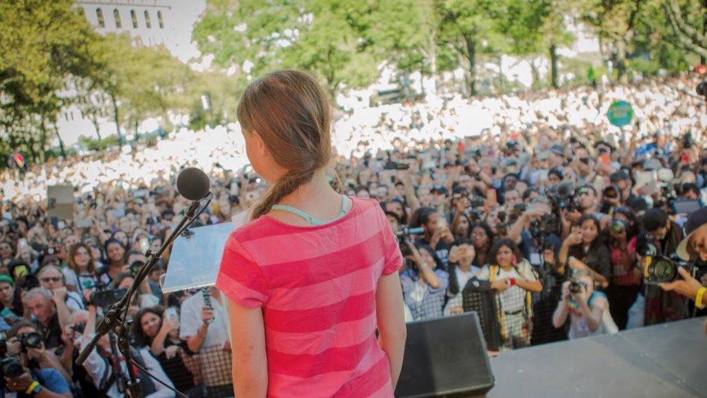 Küresel İklim Grevi'nin öncüsü Greta: Bu büyük bir zafer; sadece Almanya'da 1.4 milyon kişi grevdeydi