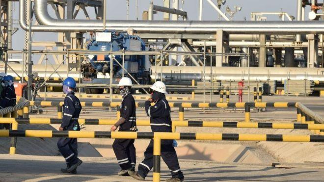 Suudi petrol tesislerine saldırı: ABD Suudi Arabistan'a asker gönderiyor