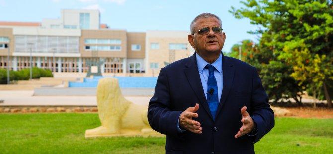 DAÜ Rektörü Necdet Osam 2019-2020 Ders Yılı açılış mesajı yayımladı