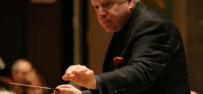 Fotoğrafını, 'ölenlerin anıldığı' bölümde gören orkestra şefi Slatkin: Ben hala buradayım