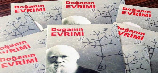 """""""Doğanın Evrimi"""" kitabı okullara dağıtılmaya başlandı"""