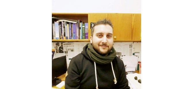 DAÜ Fizik Bölümü Öğretim Üyesi Yrd. Doç. Dr.  Ali Övgün'e Uluslararası Hakem Ödülü
