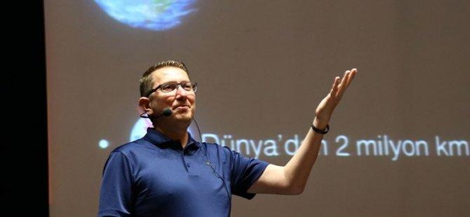 Türkiye'nin NASA'daki Gururu Dr. Umut Yıldız'dan Şaşırtıcı Mars Açıklaması