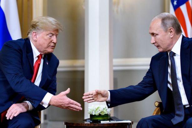 Trump - Putin görüşmeleri yayınlanabilir