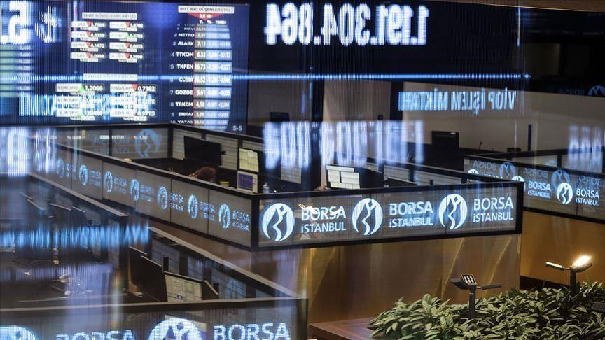 Borsa, haftaya yükselişle başladıBorsa, haftaya yükselişle başladı