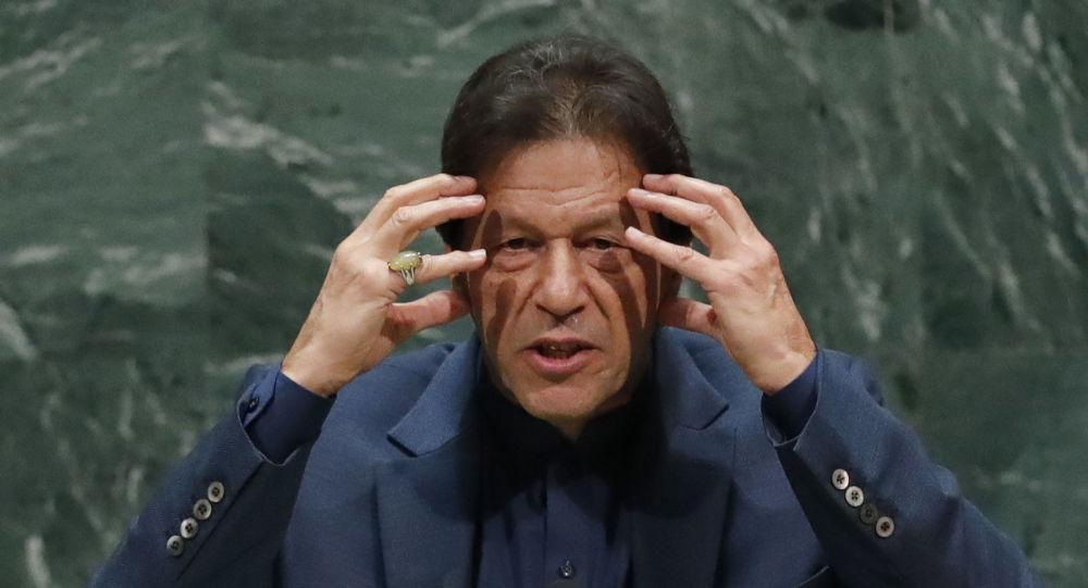 Pakistan Başbakanı: Keşmirlileri destekleyerek cihat yapıyoruz ve Allah'ı mutlu ediyoruz