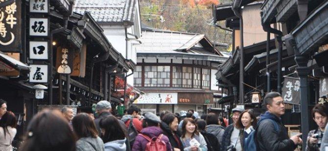 Japonya'da 158 kişi  çalışmaktan öldü