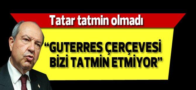 Tatar: Gelinen aşamada egemen eşitlik görüşülmeli