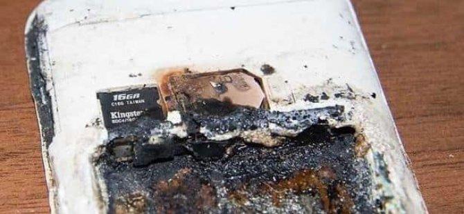 Uyurken şarjda bıraktığı telefonu patlayan çocuk hayatını kaybetti