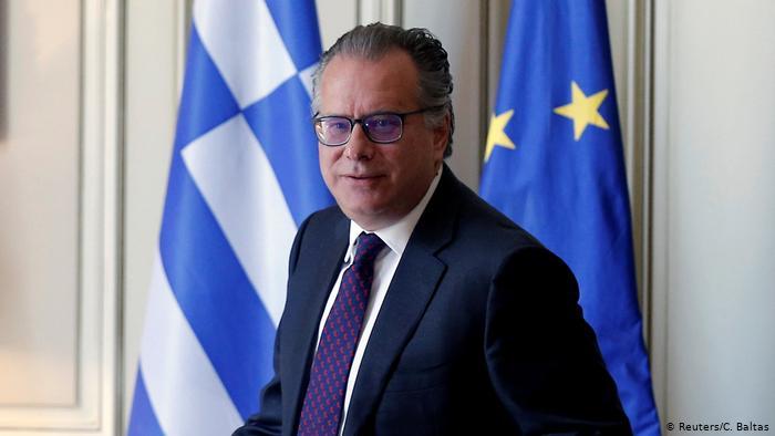 Yunan Bakandan Türkiye'ye mali destek çağrısı