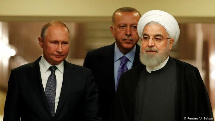 "Rusya ve İran'dan ""Adana mutabakatı"" vurgusu"