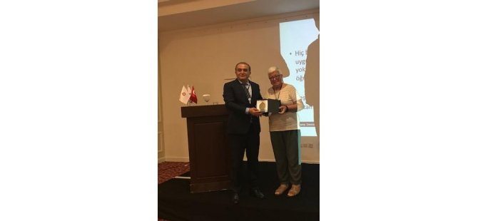 LAÜ  Özel Eğitim Öğretmenliği Bölüm Başkanı Ayşegül Ataman  ELMIS Uluslararası Özel Eğitim Kongresi'nde sunum gerçekleştirdi
