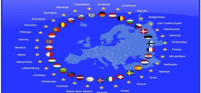 AB üyesi 28 ülke'den Türkiye'ye operasyona son verme çağrısı