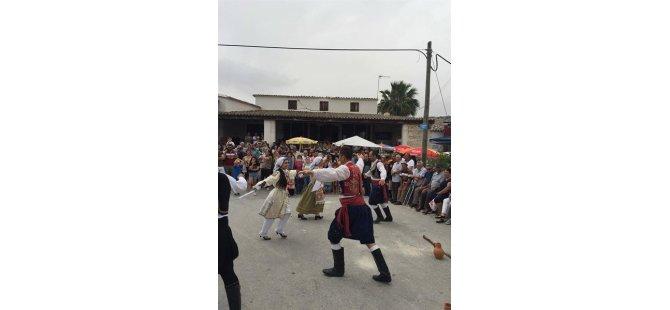 14. Evvel Zaman İçinde Lurucina Panayırı  pazar günü