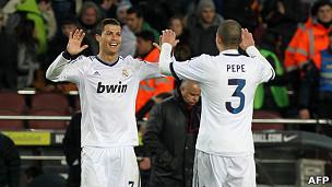 Ronaldo yine affetmedi